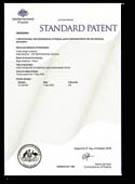 AU Patent Letter